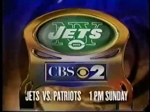 WCBS Jets promo, 2001