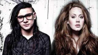 Adele vs. Skrillex Ft. Daft Punk