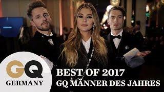 Best-of GQ Männer des Jahres 2017 I GQ Awards in Berlin