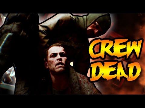 NIKOLAI 1.0 KILLS THE CHARACTERS! NEW ZOMBIES TRAILER! Black Ops 3 Zombies CREW DEAD