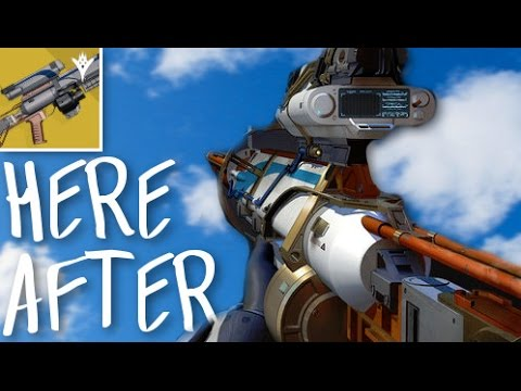 Destiny TTK Exotic Sniper Rifle 'Hereafter' Review/Gameplay