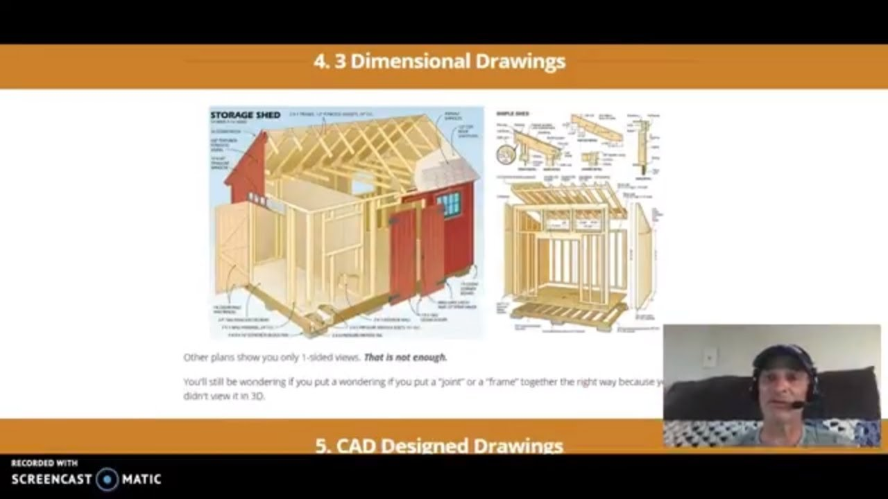 Diy Shed Building Step By Step Online Pdf Downloadble Shed Plans