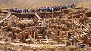 Dünyanın ilk Tapınağı Göbeklitepe (Urfa) - Belgesel Tadında