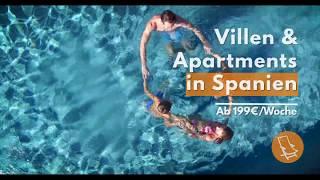 Villen & Apartments zur Miete | Ferienwohnungen-Spanien.de