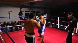 Showdown 1 Gilson Sampaio Pereira (Stallion Cage) vs Yassin Altunkaya(Punch Up)