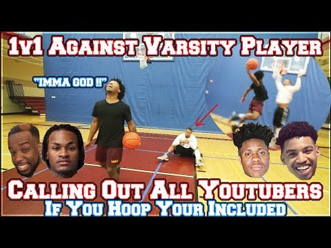 1V1 Against Star ATHLETE CALLING OUT YOUTUBERS ( Lou Wop, Solluminati, Kings Kommentary ETC! )