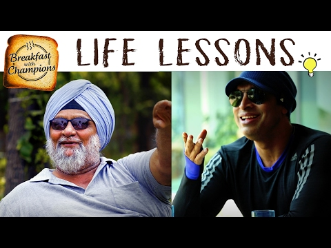 Life Lessons From Cricket Champions | Breakfast With Champions Season 1