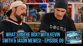 What's in the Box? with Kevin Smith & Jason Mewes! - Episode 09
