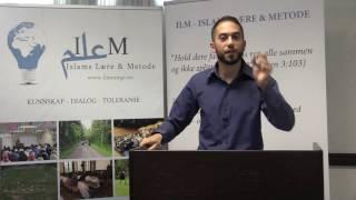 Ramadanprogram 2016: Del 2 av talen