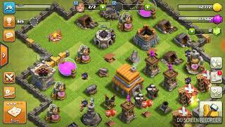 Clash of Clans by Omar