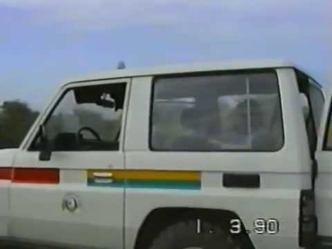 1990 17,3  PDRI in Guinea Bissau