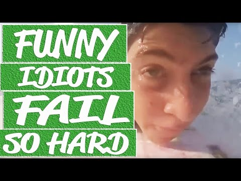 Funny Fails Make Us Laugh So Hard    The Best Fail Clips Compilation