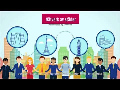 Du skapar Europa!  EU-programmet Europa för medborgarna