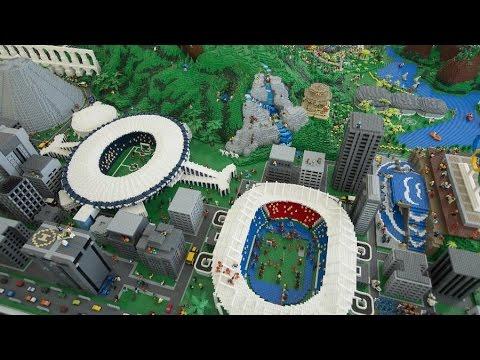 01.08.16 Dinamarca e Lego no Rio