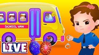 - ChuChuTV Police Season 2 Episodes Collection ChuChu TV Surprise Eggs Toys Live Stream
