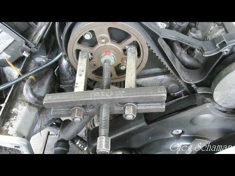 Проверка и коррекция меток ГРМ. Audi A6C5 2.5 TDI V6.