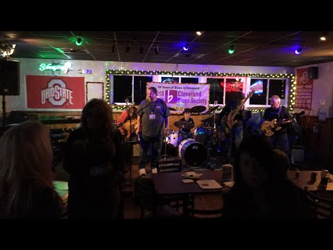 Cleveland Blues Society Jam