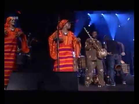 Selif Keita - Yambo Yambo - Leverkusener Jazztage 2010