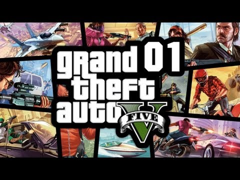 GTA V (#1) Premiera from YouTube · Duration:  24 minutes 59 seconds