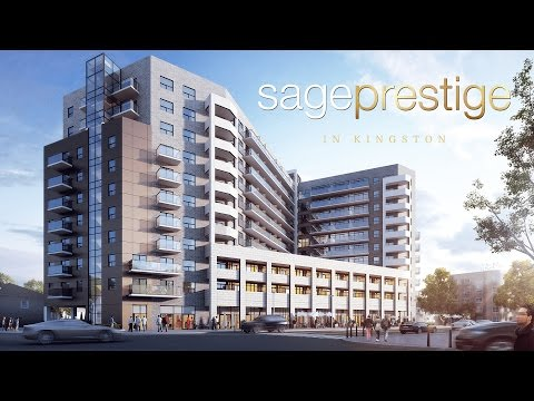 "IN8 Developments / ""Sage Prestige Kingston"""
