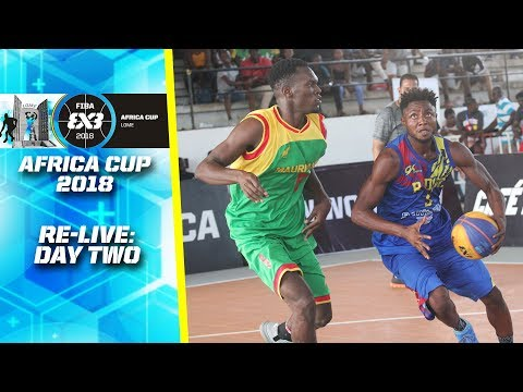 RE-LIVE - FIBA 3x3 Africa Cup 2018 - Day 2 - Lomé, Togo