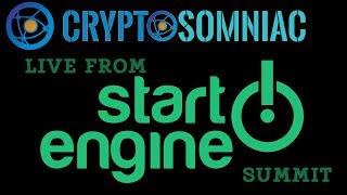 Start Engine Summit Vendor Booths