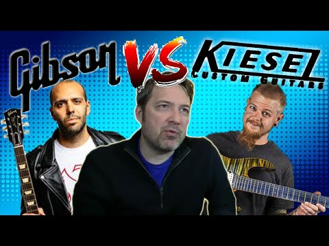 """JEFF KIESEL FIRES BACK AT GIBSON - """"WE'RE NOT GONNA BACK DOWN!"""""""