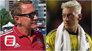 Arsenal Legend Ray Parlour on Mesut Ozil's future and Laurent Koscielny's absence | 2019 ICC