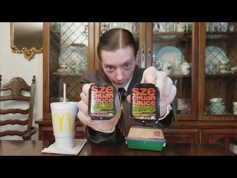 How Good is McDonald's New Szechuan Sauce?