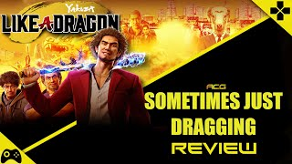 Yakuza Like A Dragon Review - Sometimes Just Dragging