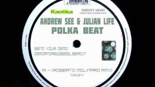 ANDREW SEE & JULIAN LIFE    POLKA BEAT ROBERTO MOLINARO REMIX