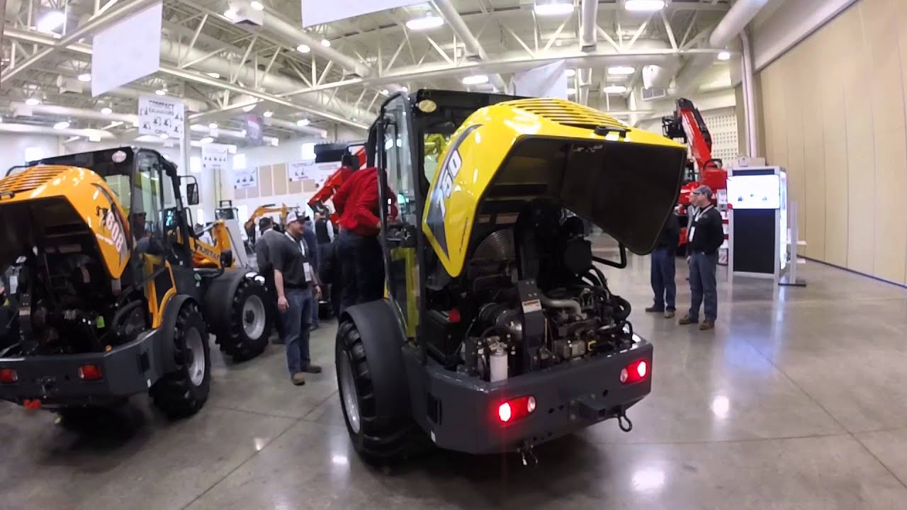Brand New Gehl & Mustang Articulated Loaders