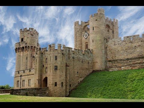 2017  - England U.K. - Warwick Castle (GoPro Session 5)