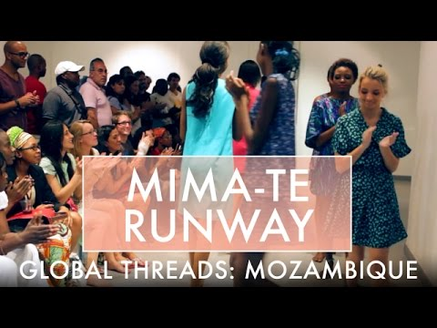 Global Threads: Mozambique - EP 3 of 3 – Narrated by Kelly Osbourne