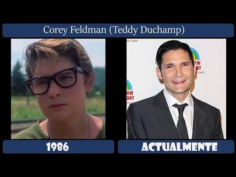 Cuenta Conmigo / Actores Antes Y Después 2018
