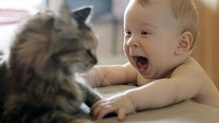 CAN you HANDLE these ULTRA FUNNY kids and animals? - Funny KIDS & ANIMALS compilation