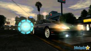 Midnight Club Los Angeles Walkthrough - Sunset Strip - Race with Trevor