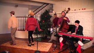 Baby It's Cold Outside  Michael Buble (Tap Dance Christmas Cover) ft. Ashley Stroud, Alex MacDonald