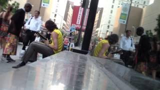 guitar drums trumpet union square