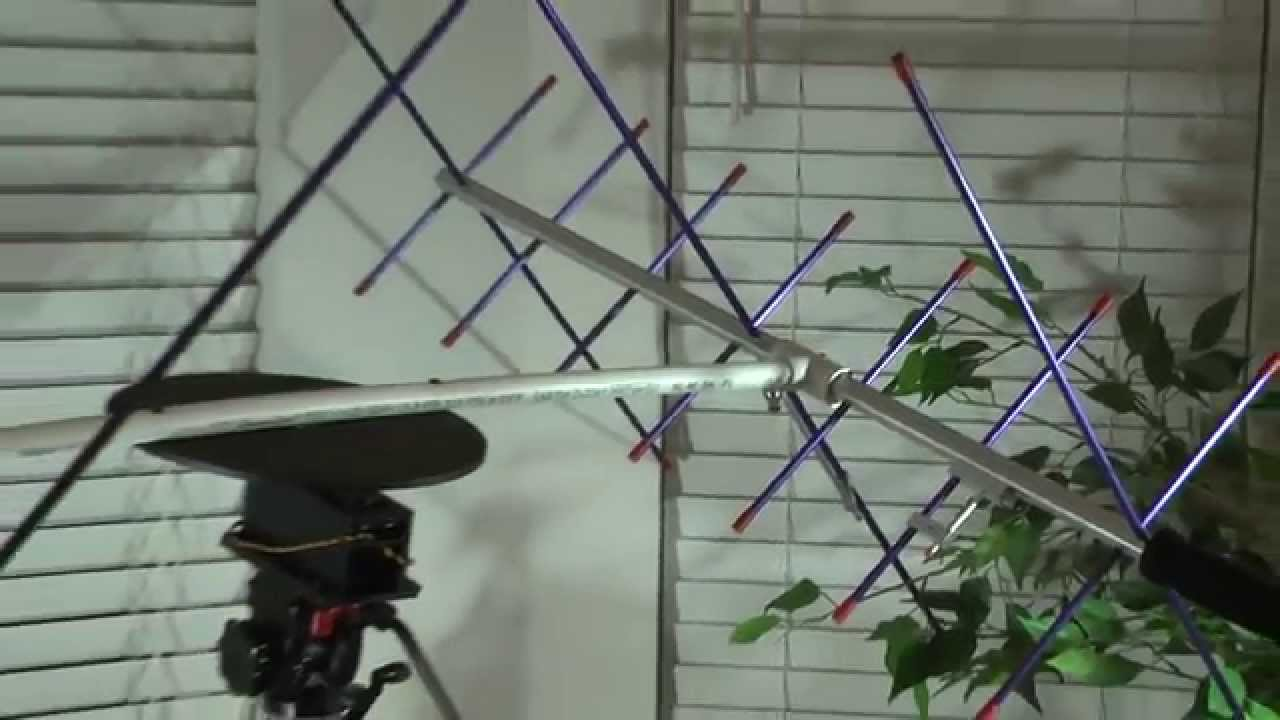 amateur radio lightweight satellite tracker - youtube