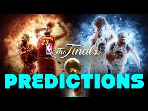 FULL PREDICTIONS for the 2017 NBA FINALS!