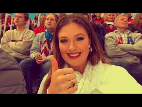Ayla Brown 2018 Winter Olympics Highlights
