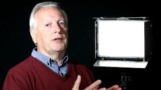 review of the mcoplus le 520b bi colour led panel