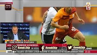 Fatih Terim'in Galatasaray 2-0 Beşiktaş Derbisi Sonrası Basın Toplantısı