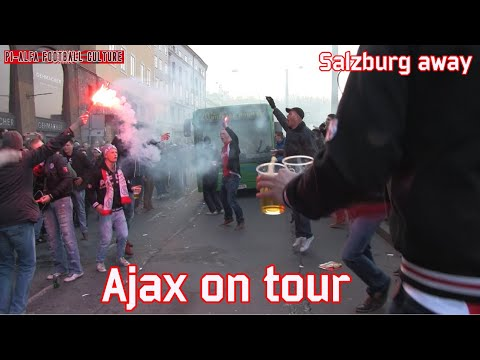 Salzburg - Ajax prologue part 1 (Feb 27, 2014)