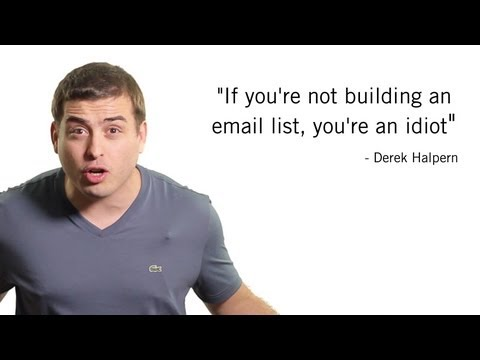 Why You Need To Build An Email List NOW