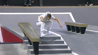 Lacey Baker wins 2016 Women's SLS Super Crown World Championship