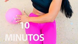 RETO ABDOMEN PLANO EN UNA SEMANA con Ana Mojica Fitness