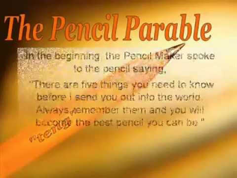 pencil story in tamil