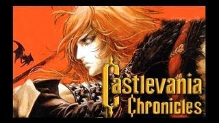 Castlevania Chronicles/Akumajou Dracula Psone/X68000 Walkthrough ( Psone )